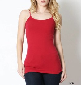 Zenana Long Basic Cami