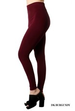 Zenana Cotton Ankle Leggings