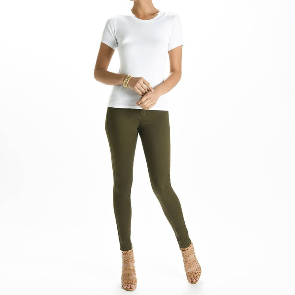 Hammer Solid Skinny Stretch Jeans