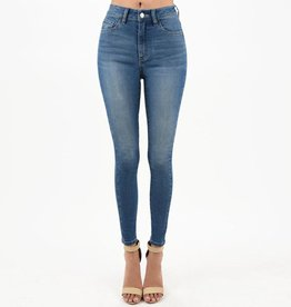 Hammer Stretch Denim Hi Rise Skinny Jeans