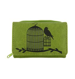 Lavishy Birdcage Small Wallet