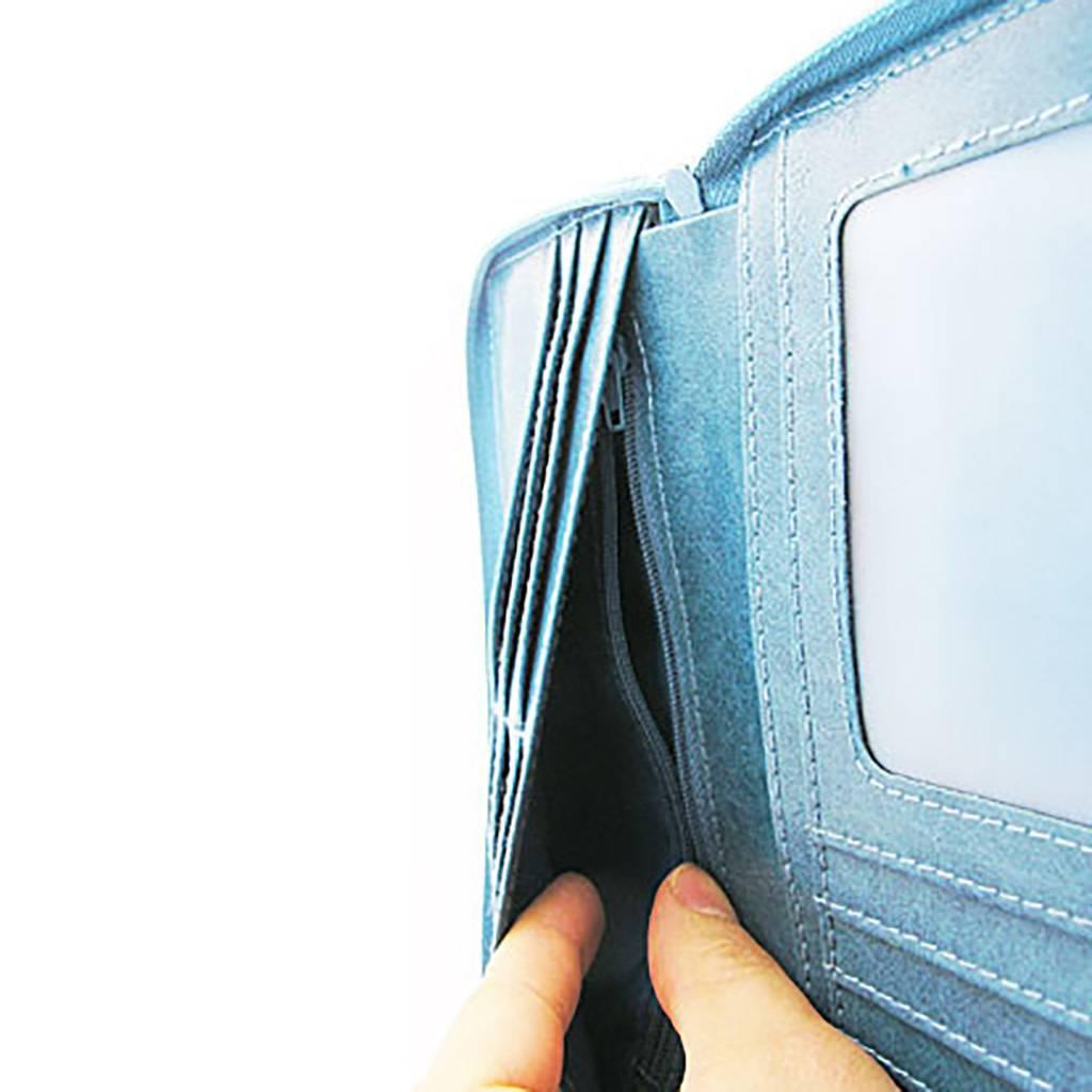 Lavishy Birdcage Large Wallet