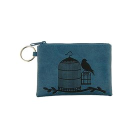 Lavishy Birdcage Coin Purse