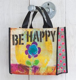 """Natural Life Gift Bag """"Be Happy"""""""