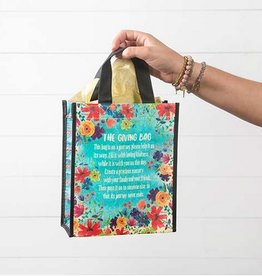 "Natural Life Gift Bag ""The Giving Bag"" (Medium)"