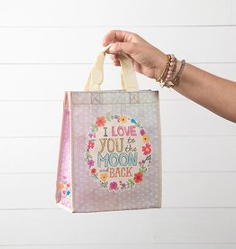 "Natural Life Gift Bag ""I Love You To The Moon And Back"""