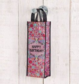 "Natural Life Gift Bag ""Happy Birthday"" (Wine)"