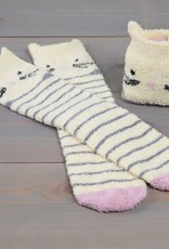 Natural Life Cozy Sock Bunny