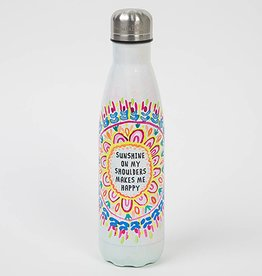 "Natural Life ""Sunshine On My Shoulders"" Water Bottle"