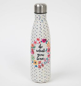 "Natural Life ""Do What You Love"" Water Bottle"