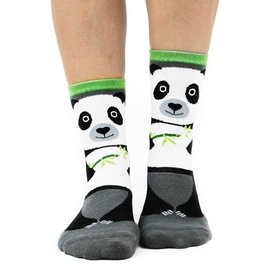 Foot Traffic Panda Slipper Socks
