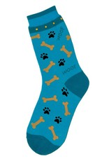 Foot Traffic Love My Dog Women's Socks