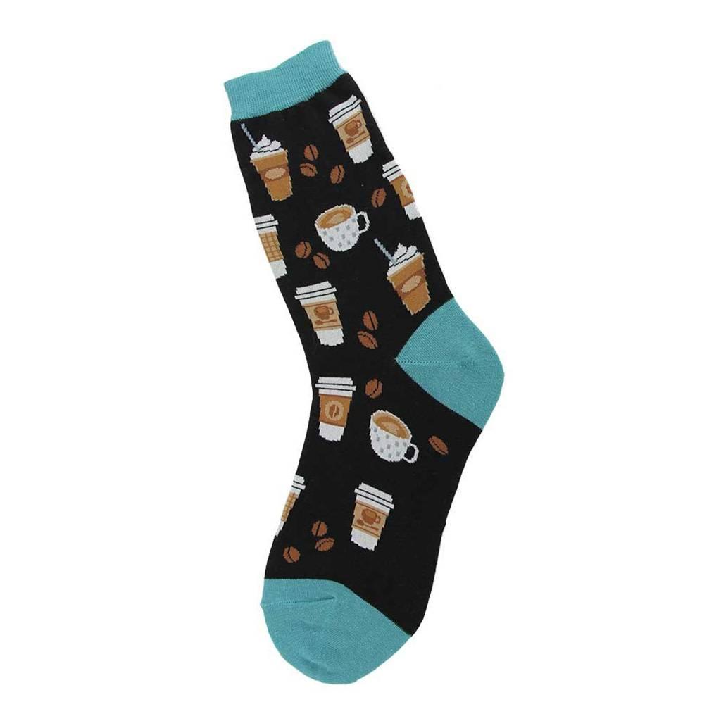 Foot Traffic Coffee Women's Socks
