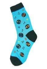 Foot Traffic Records Women's Socks