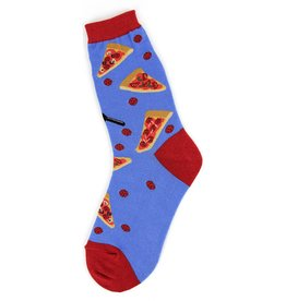 Foot Traffic Pizza Slice Women's Socks