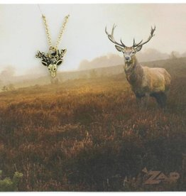 ZAD Deer Necklace