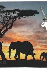 ZAD Elephant Necklace