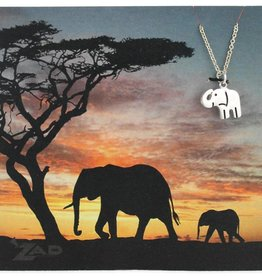 ZAD Elephant Necklace