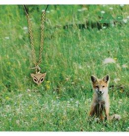 ZAD Fox Necklace