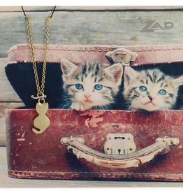 ZAD Kitten Necklace