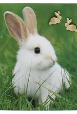 ZAD Bunny Post Earrings