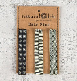 Natural Life Assorted Metal Hair Pins