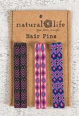 Natural Life Assorted Metal Hair Pins
