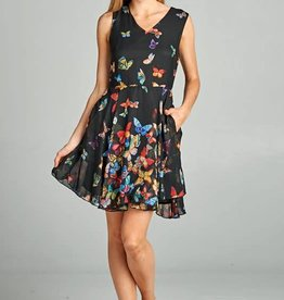 LA Soul Butterfly Away Dress