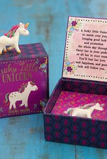 Natural Life Lucky Little Unicorn