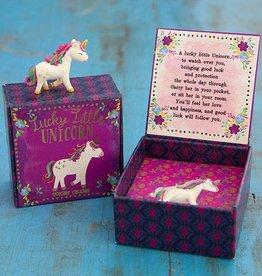 Natural Life Lucky Little Unicorn