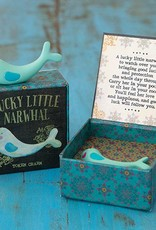 Natural Life Lucky Little Narwhal