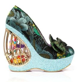 Irregular Choice Ornate Agador Wedges