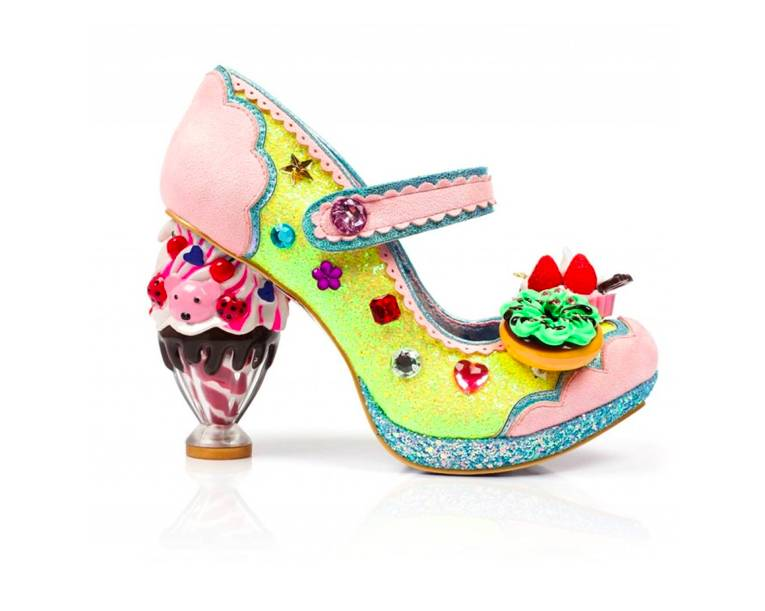 Irregular Choice Ice and a Slice Heels