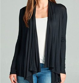 Active Basic Basic Flowy Cardigan