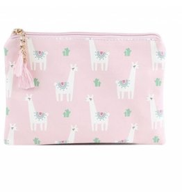 Mimi Wholesale Llama Cosmetic Bag