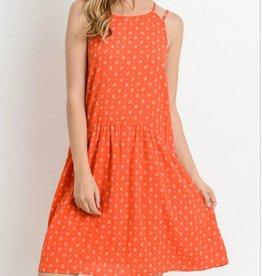 Gilli Orange you Pretty Dress