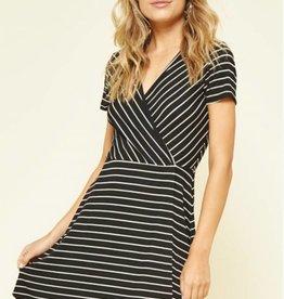 Promesa Pretty in Stripes Dress