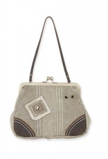 Uchi Small Kiss Purse Handbag