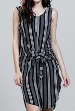 Sassy Stripes Dress