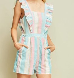 Entro Cotton Candy Romper