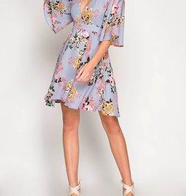 Floral Fancy Dress