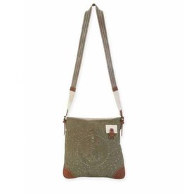 Uchi Perforated Anchor Crossbody