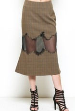 Esley Around the World Skirt