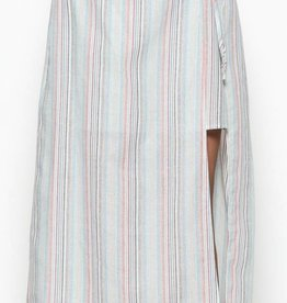 Esley Cabana Peek-A-Boo Skirt