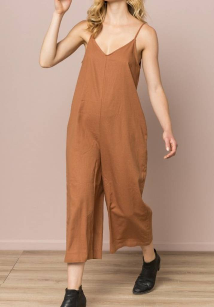 Hem & Thread Feeling Good Jumpsuit