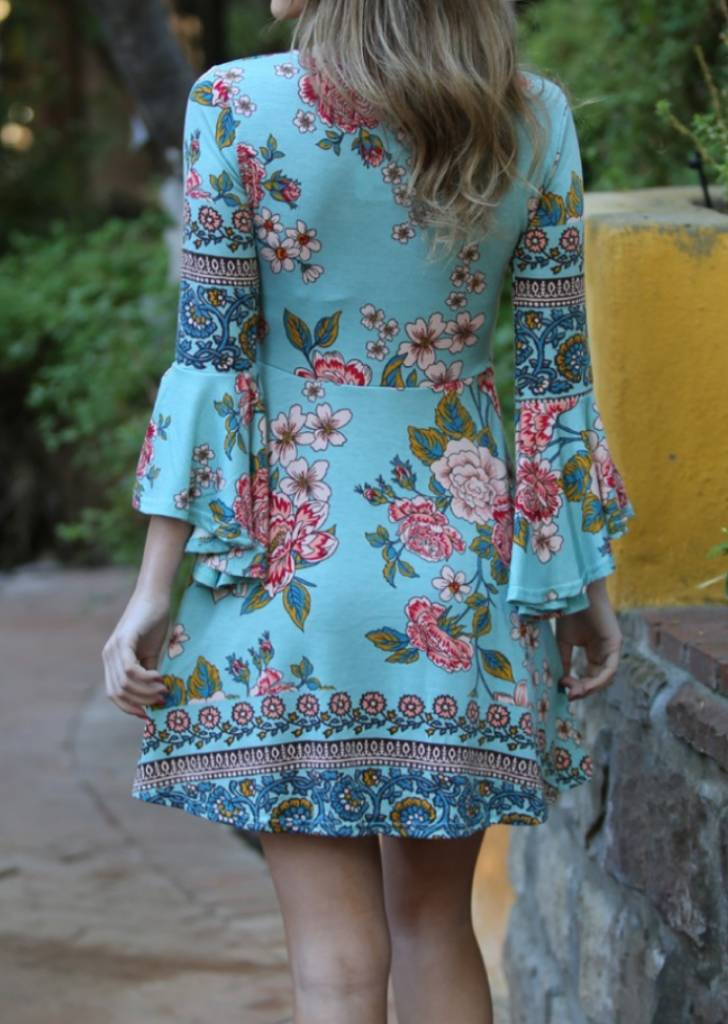 Angie Blossom Bliss Dress