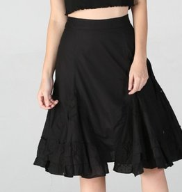 Angie Follow Me Into the Dark Skirt