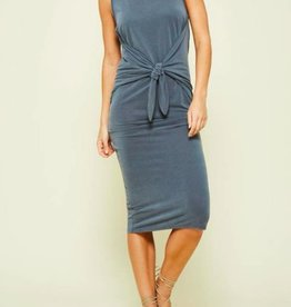 Promesa Waist Knot Want Knot Dress