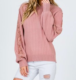 &Merci Kiss Me Sweater