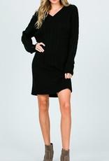 &Merci Study with Me Sweater Dress